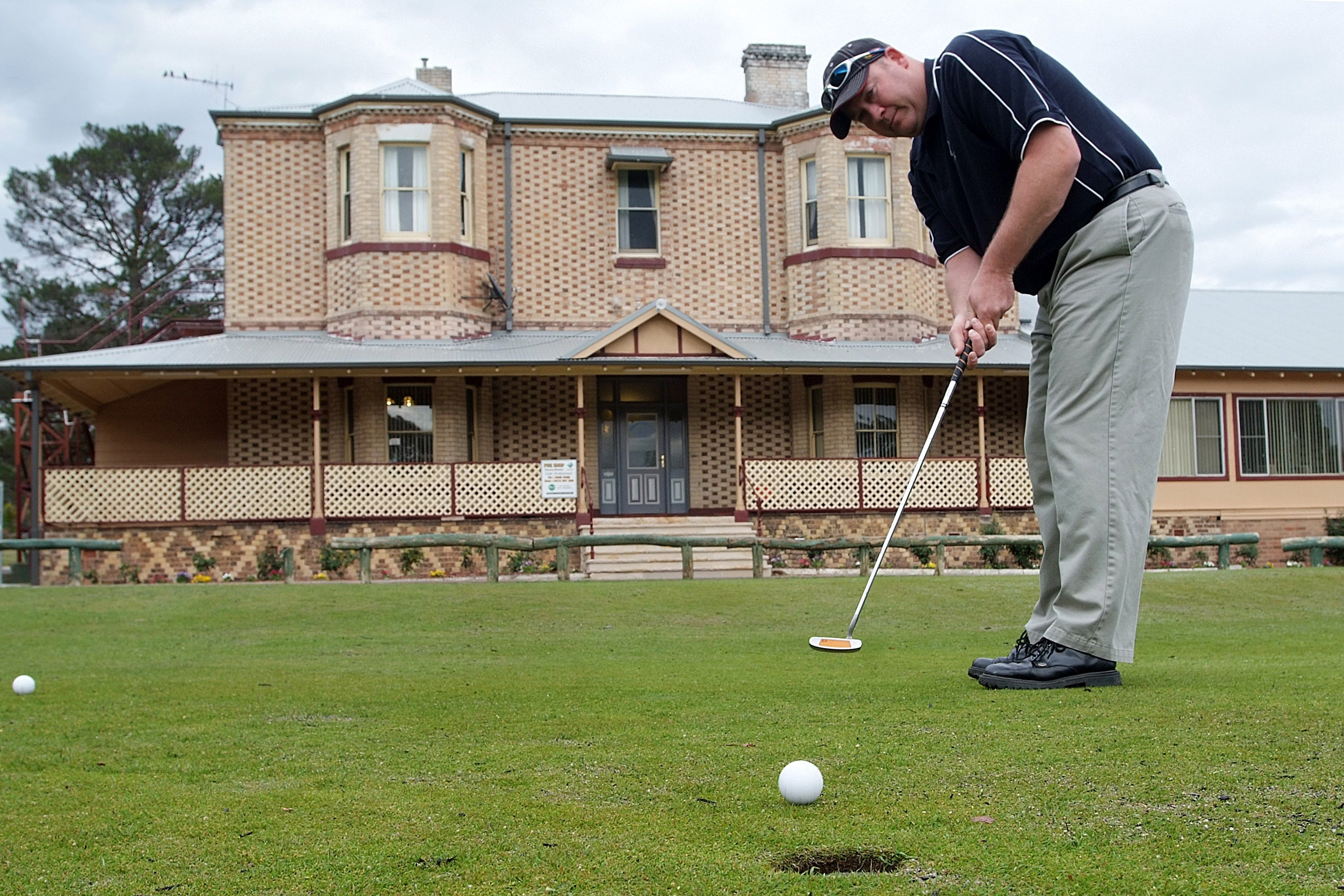 Lithgow Golf Club - Accommodation Melbourne