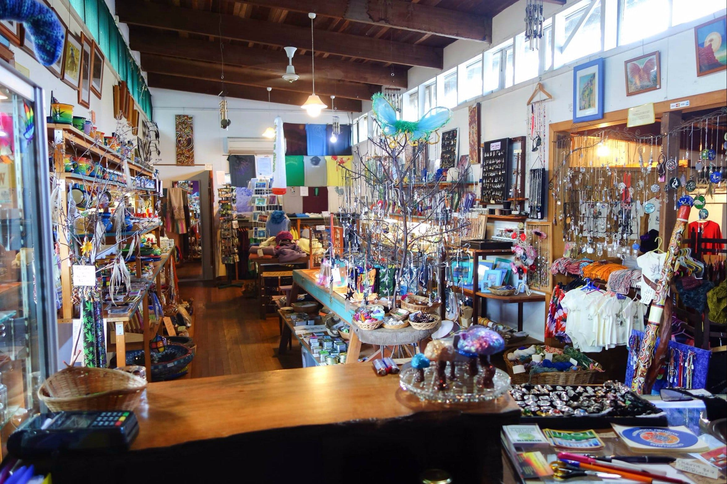 Nimbin Craft Gallery - Accommodation Melbourne