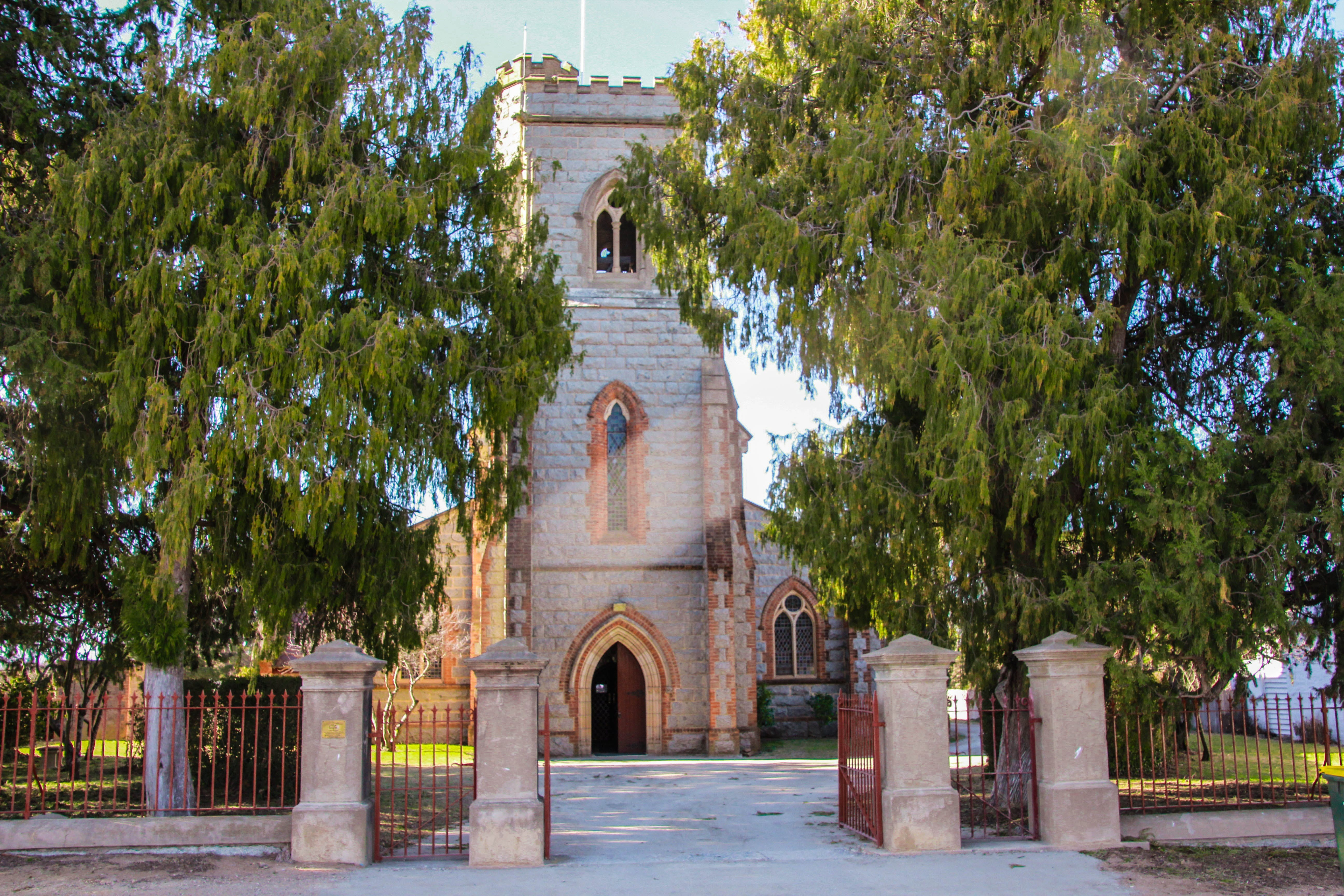 Parish Church of St Andrew - Accommodation Melbourne