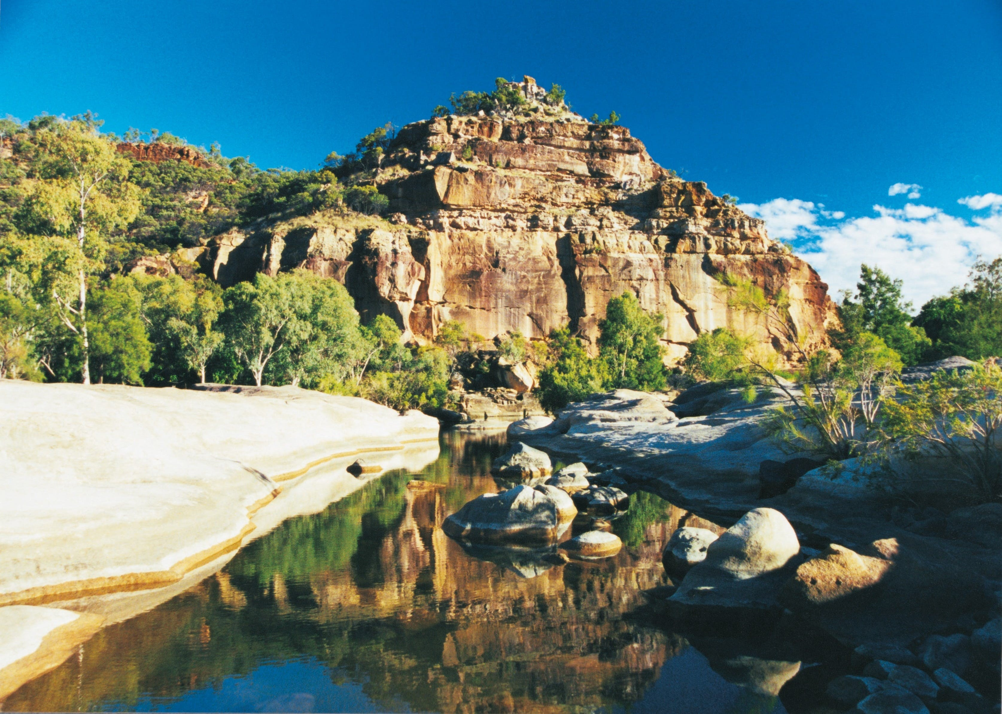 Porcupine Gorge National Park - Accommodation Melbourne