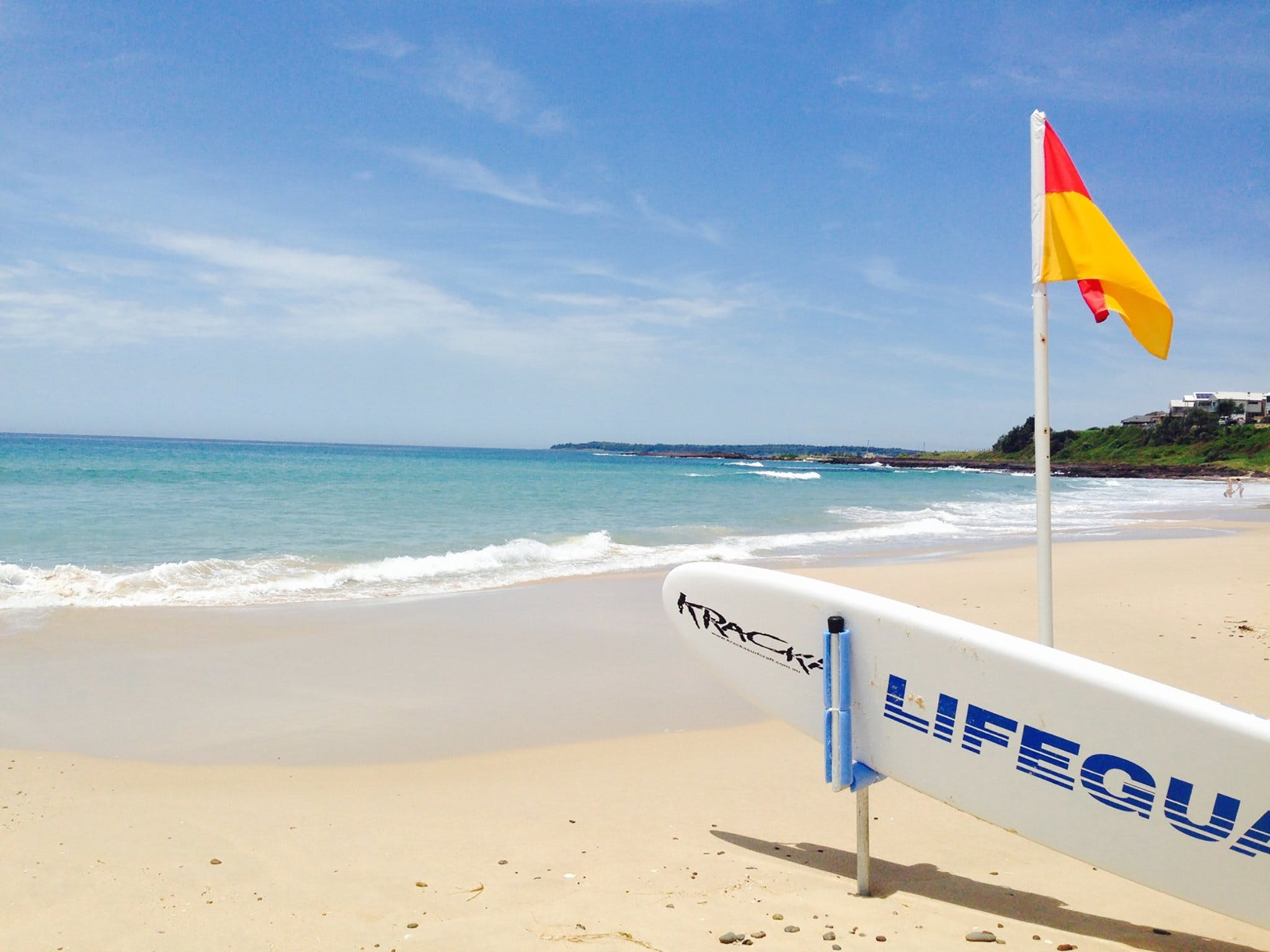 Shellharbour North Beach - Accommodation Melbourne