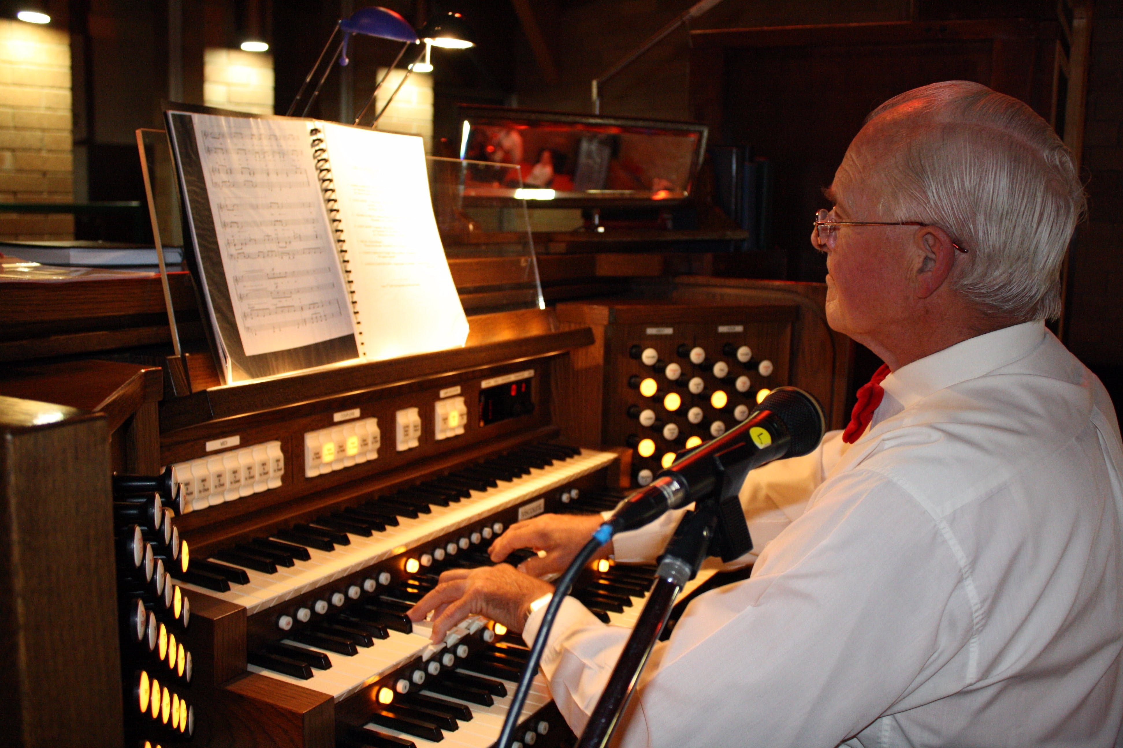 St Bartholomews Largest Digital Pipe Organ in the Southern Hemisphere - Accommodation Melbourne