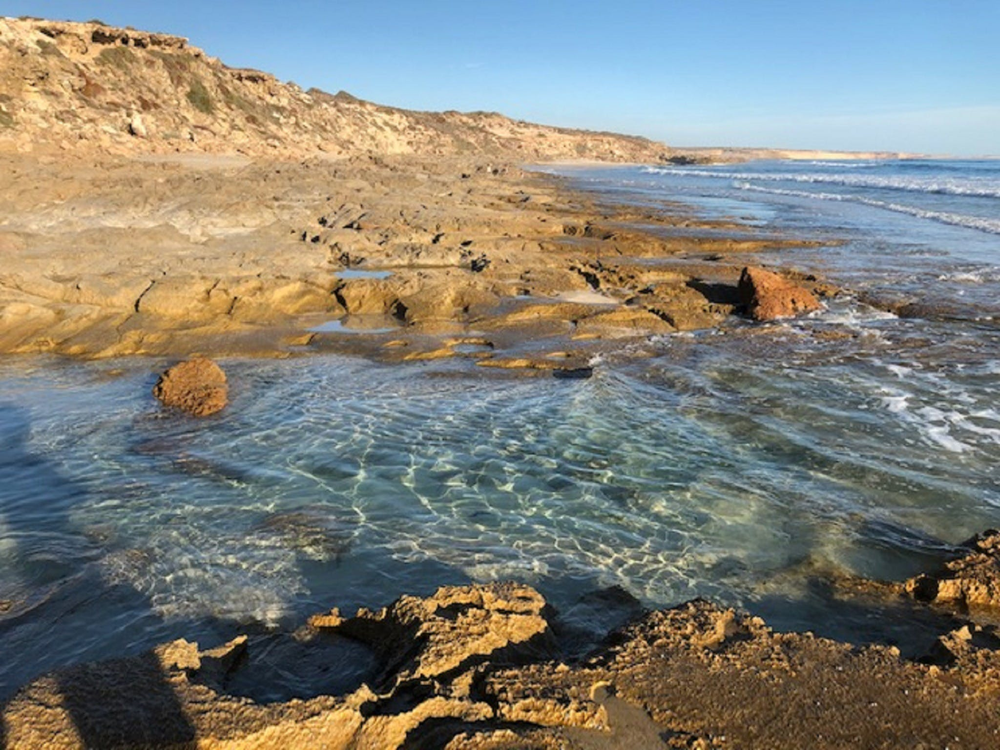 Streaky Bay - Back Beach - Accommodation Melbourne