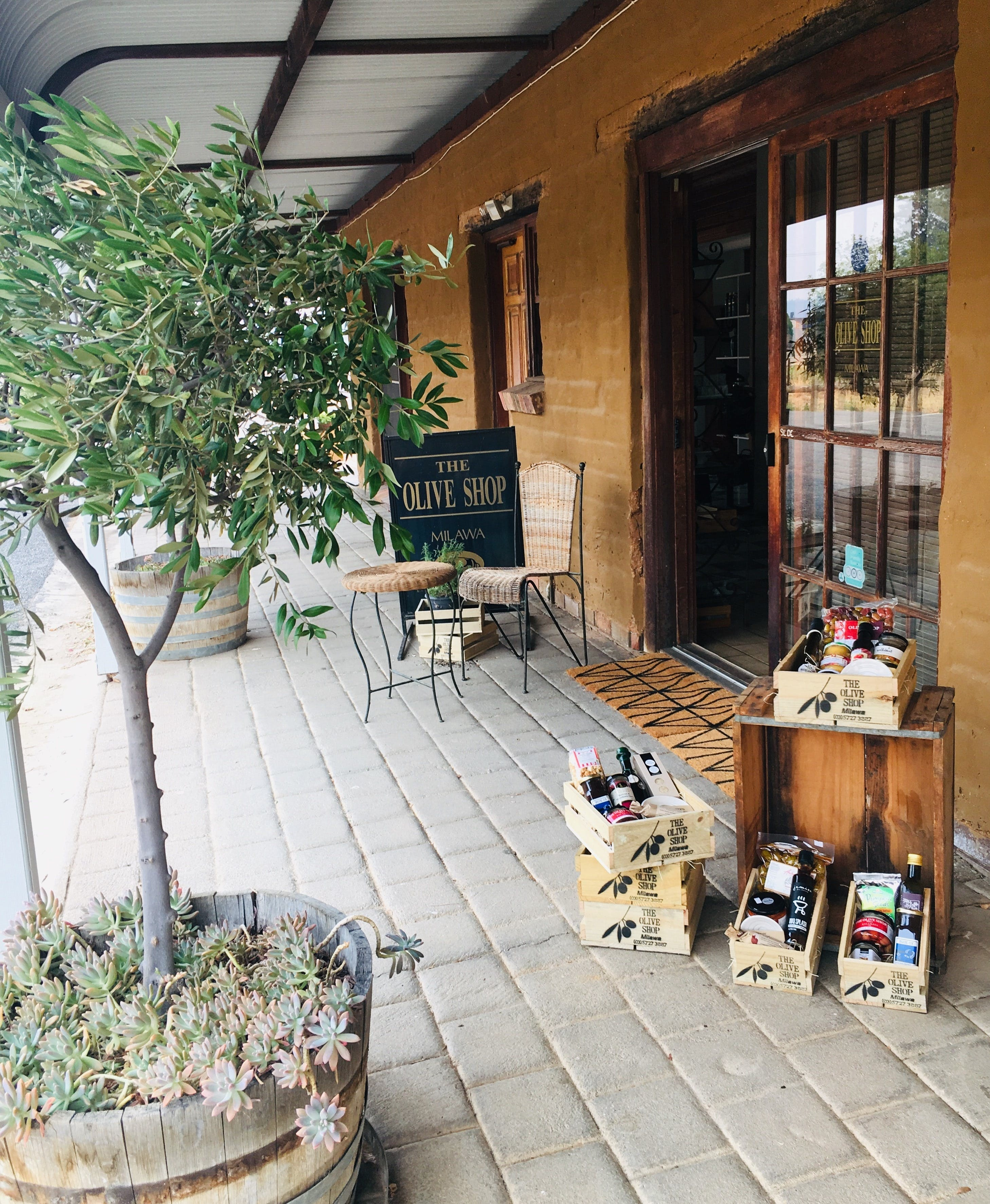 The Olive Shop - Milawa - Accommodation Melbourne