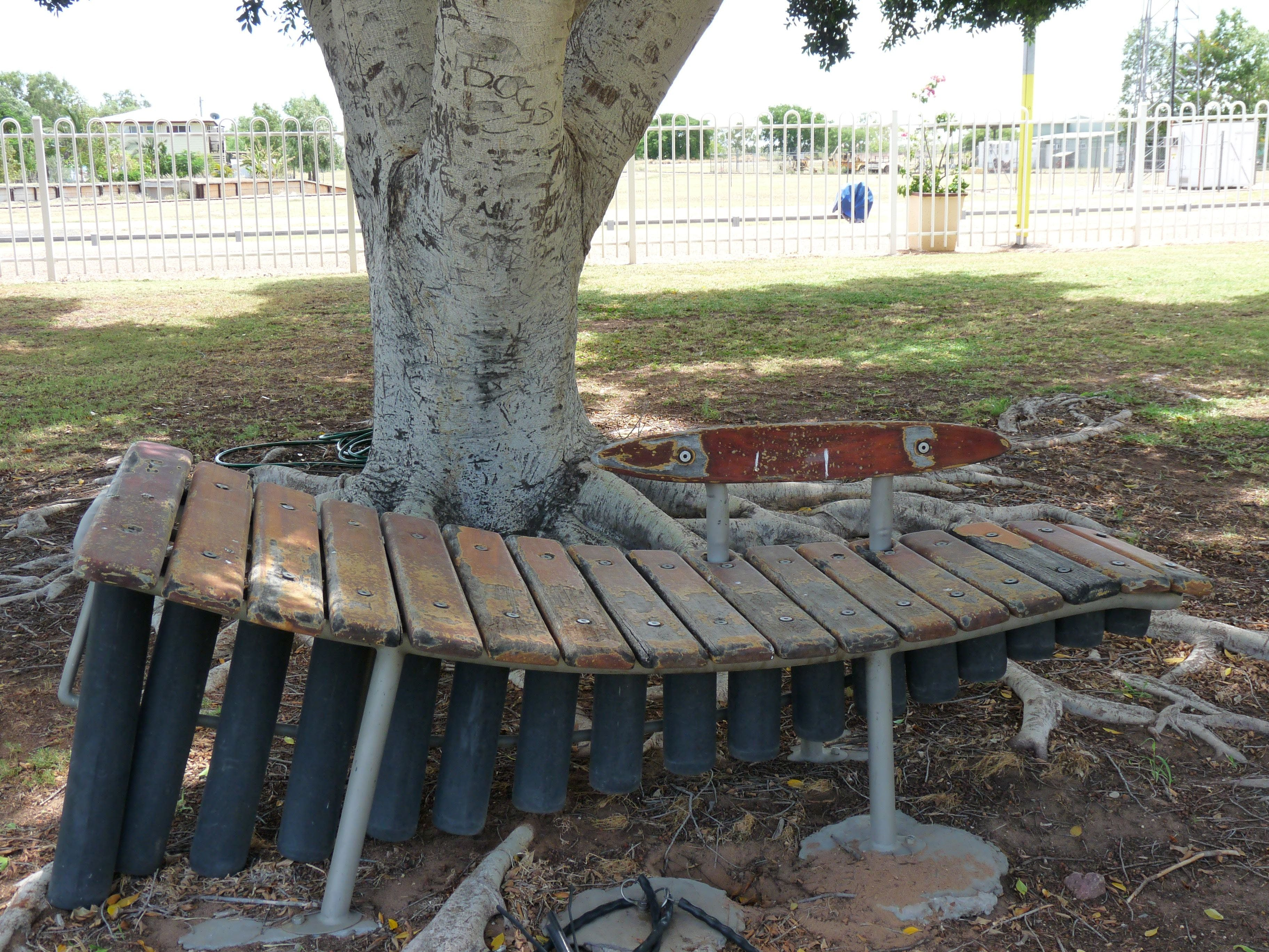 Barcaldine Musical Instruments - Accommodation Melbourne