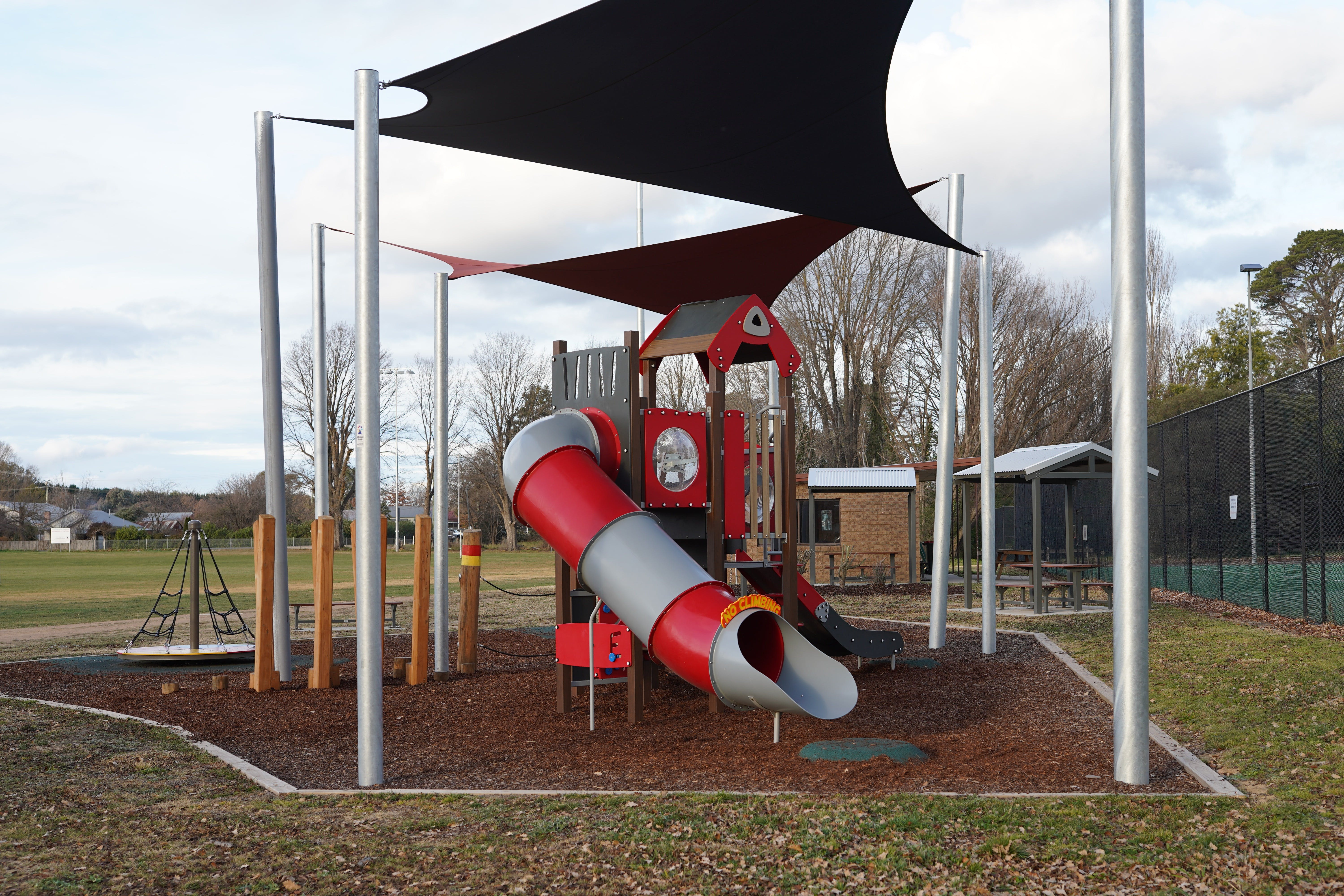 Braidwood Recreation Grounds and Playground - Accommodation Melbourne
