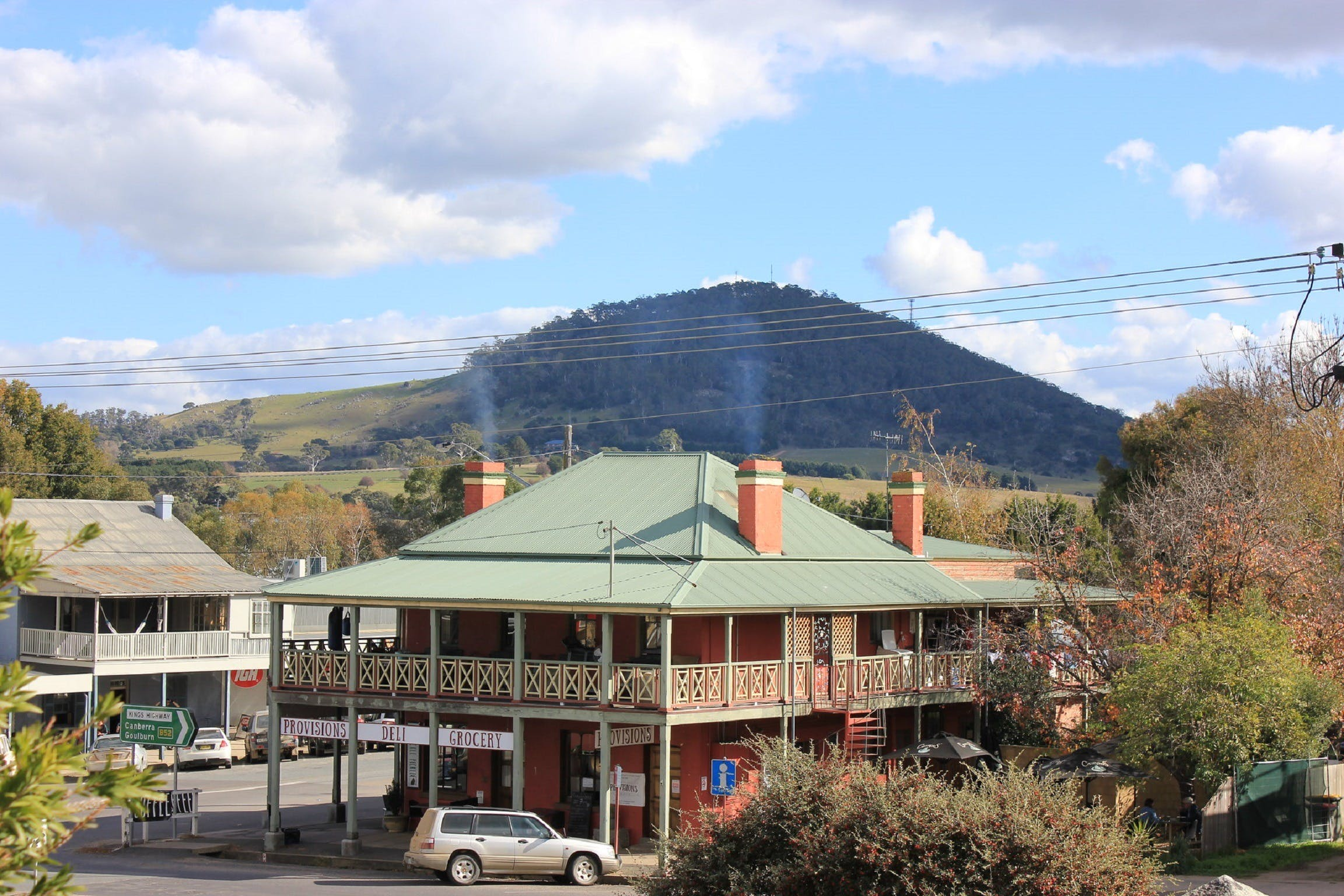 Braidwood Heritage Walk - Accommodation Melbourne