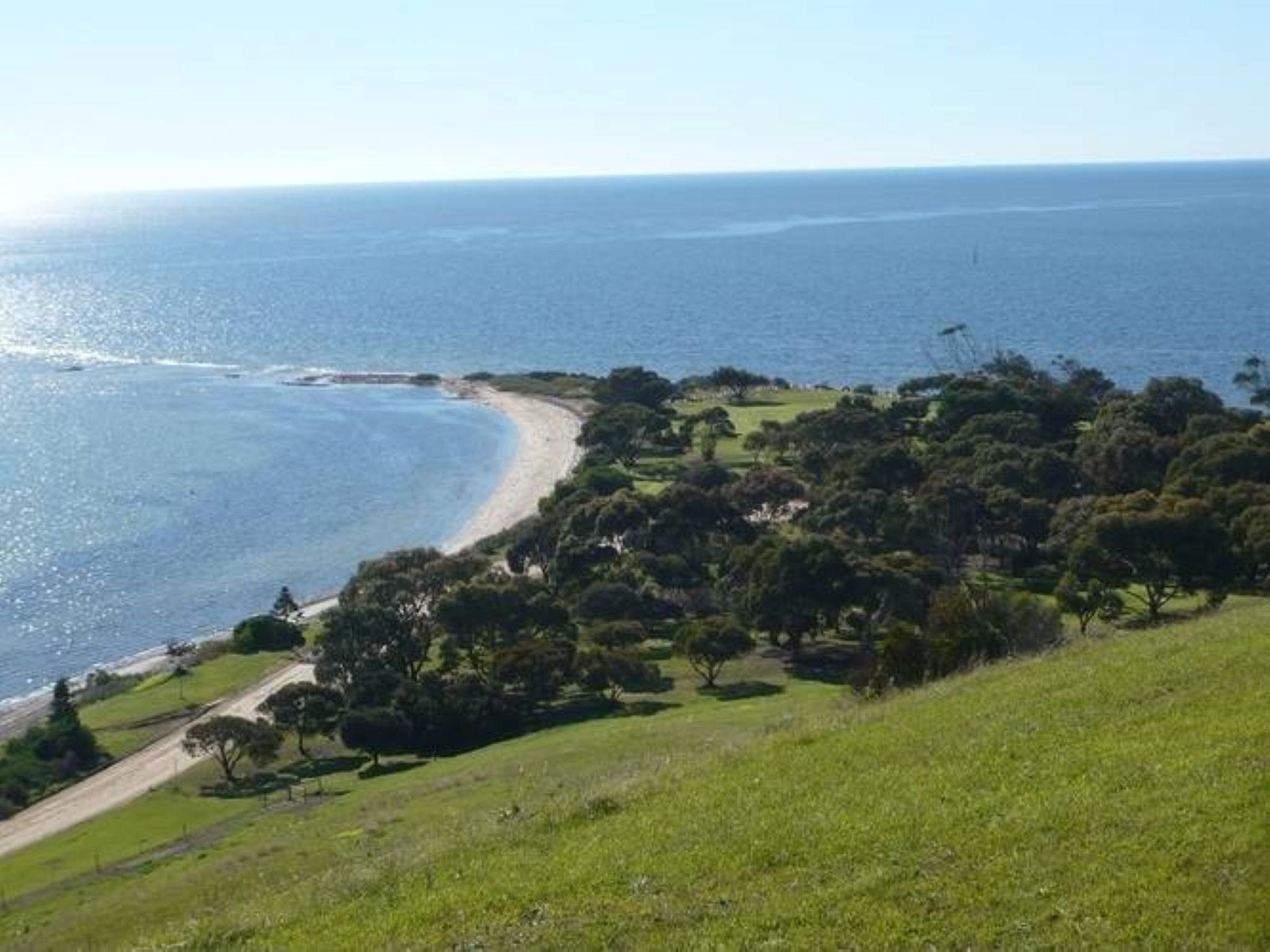 Historical Reeves Point Walk - Accommodation Melbourne