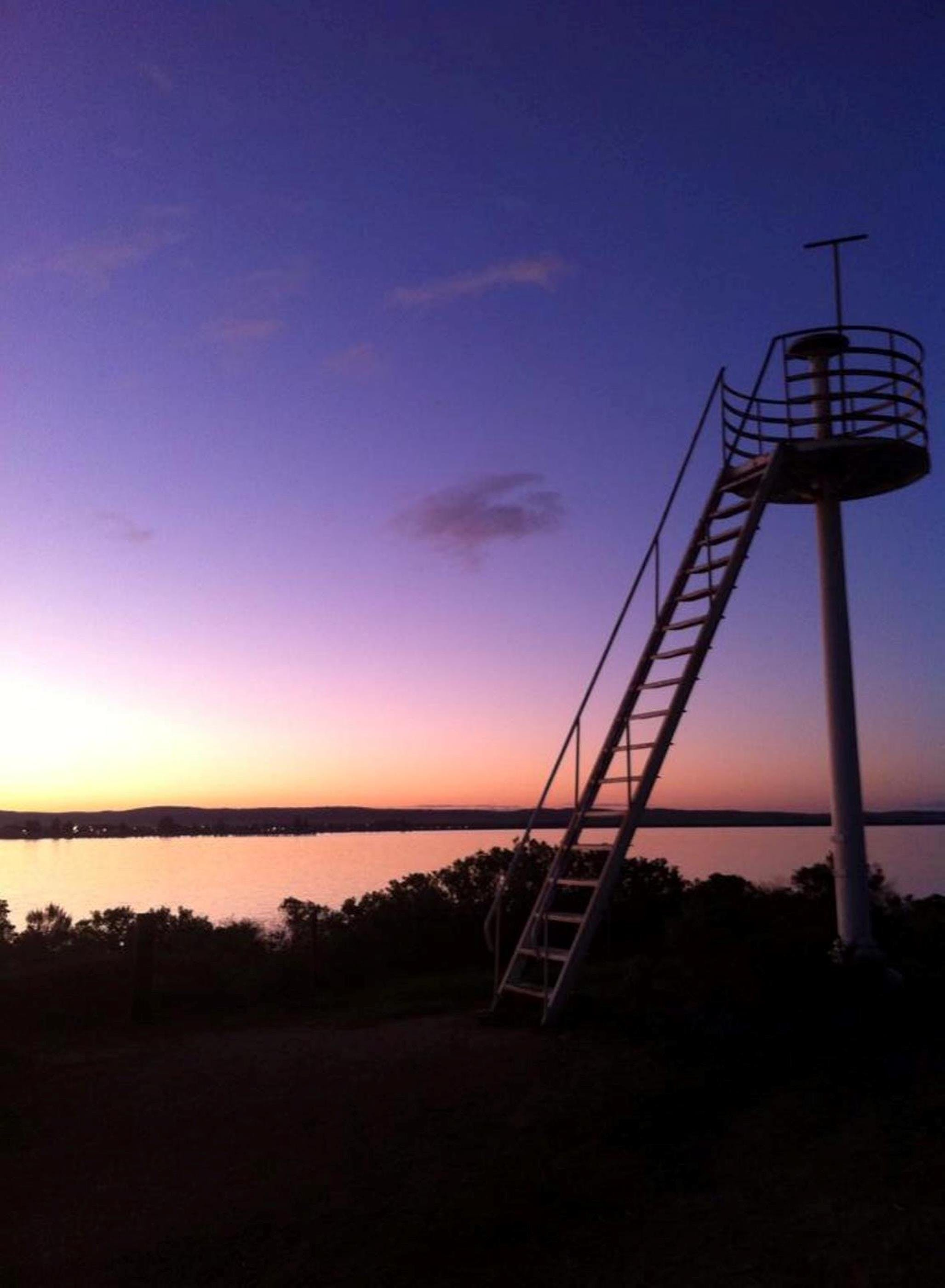 Island Lookout Tower And Reserve - Accommodation Melbourne