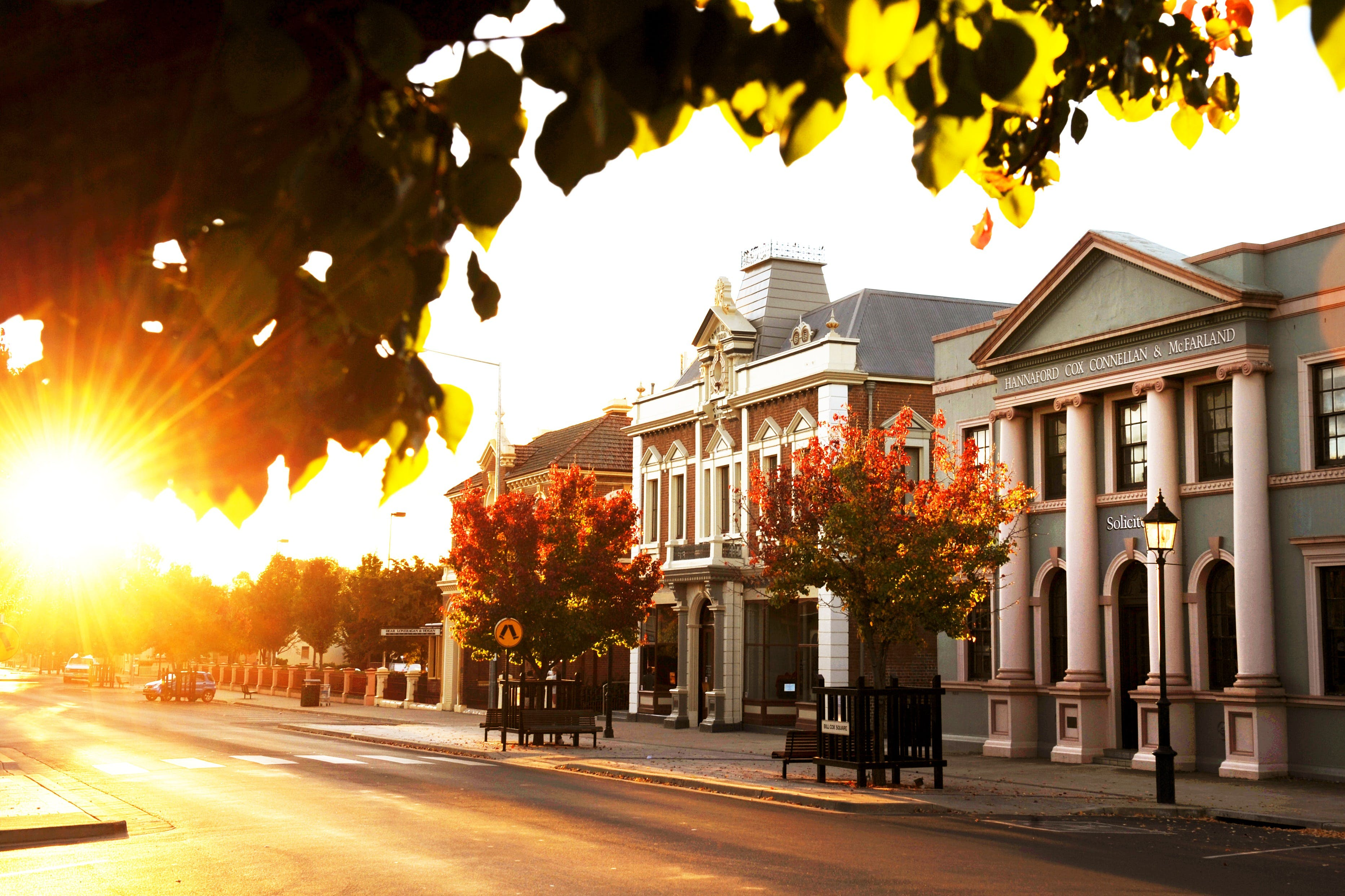 Mudgee - Accommodation Melbourne