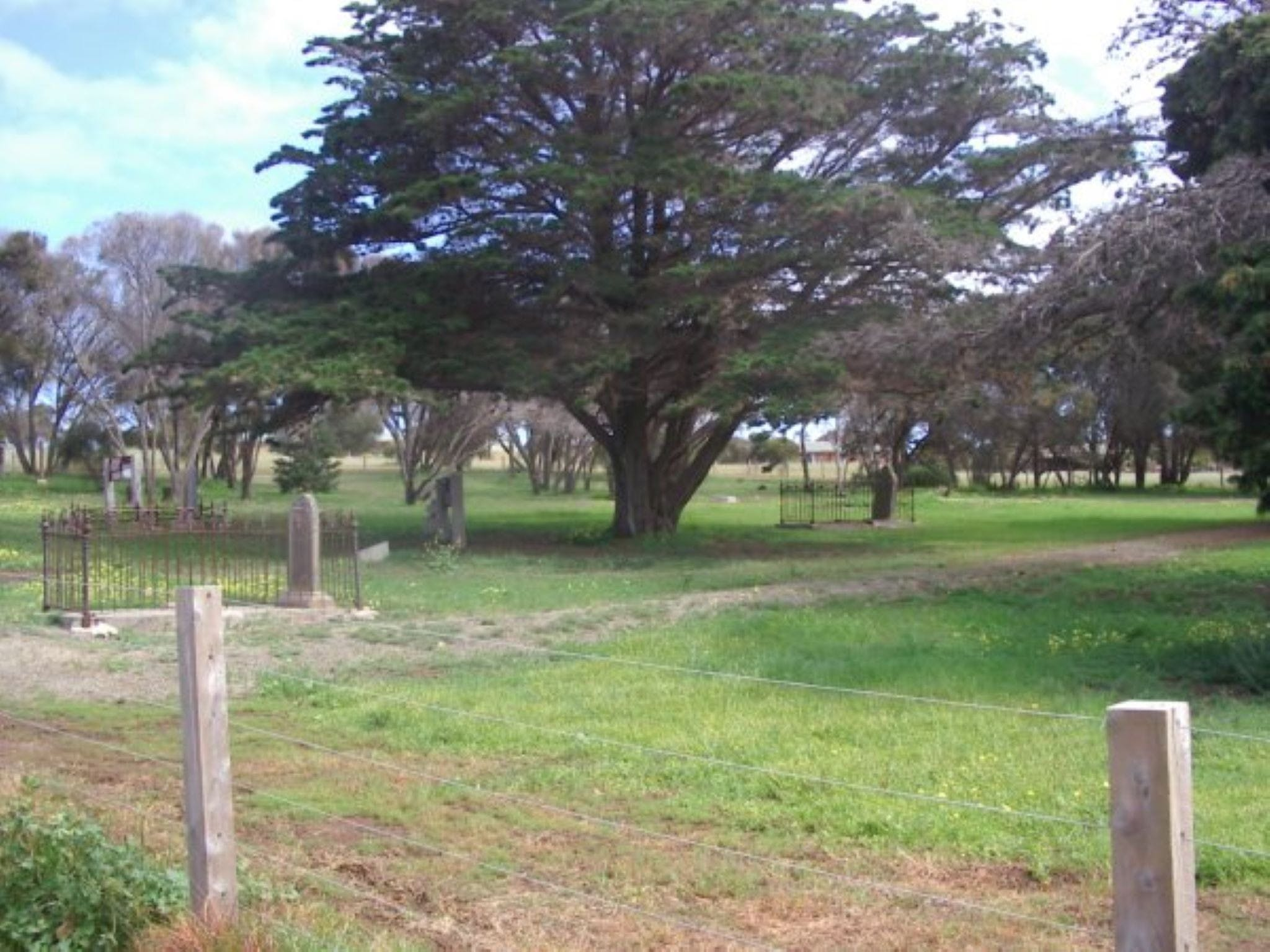 Old Cemetery Kingscote - Accommodation Melbourne