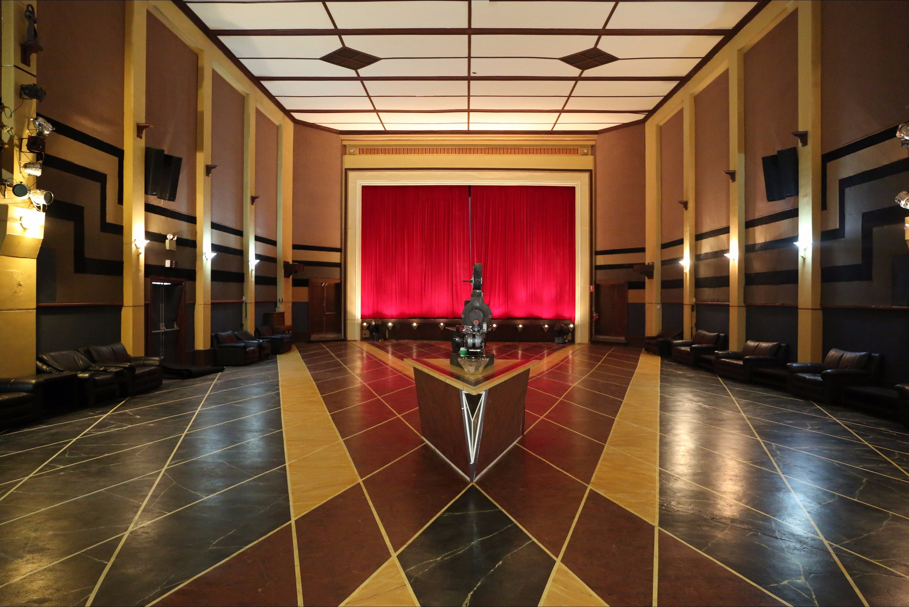 The Paragon Theatre - Accommodation Melbourne