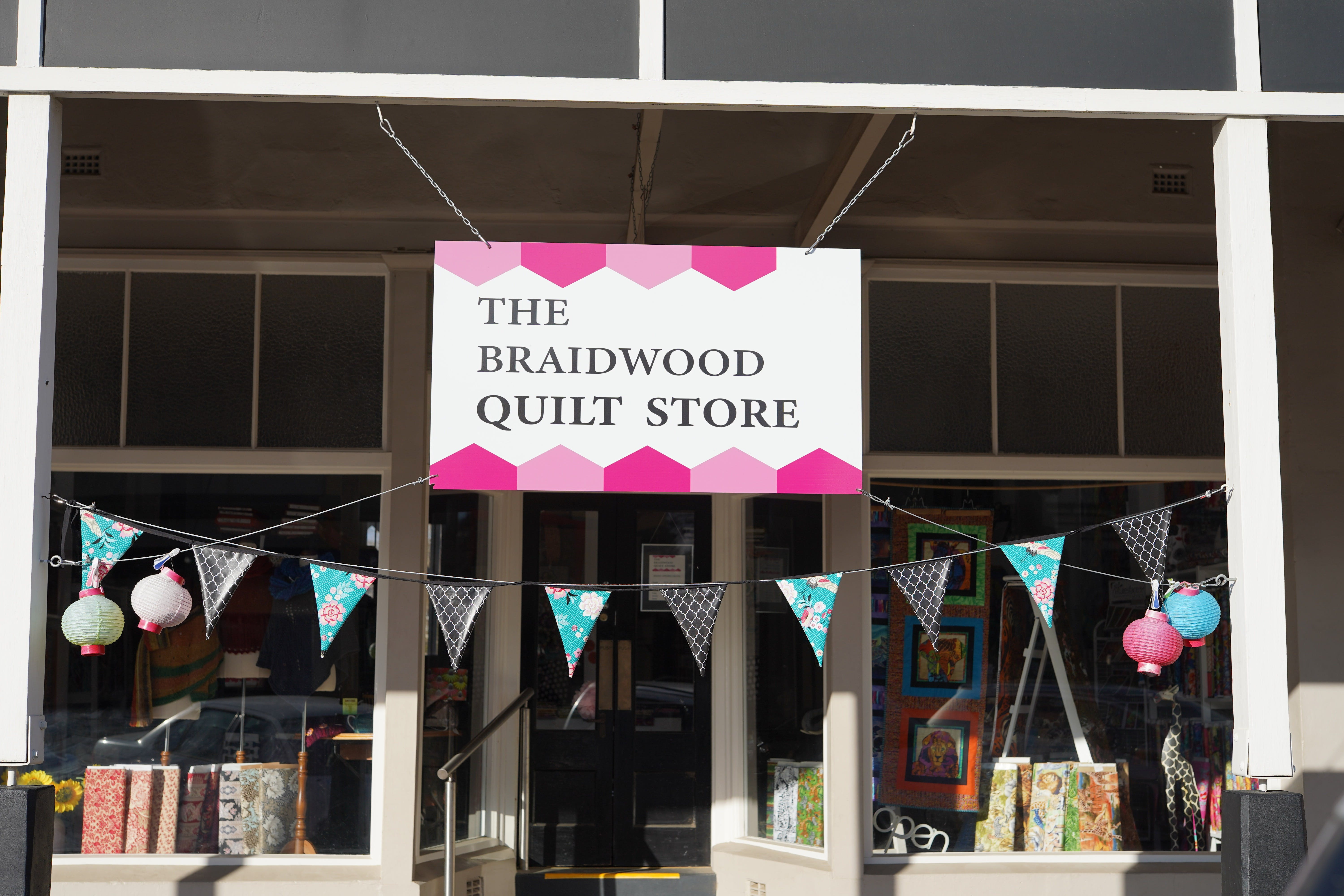 The Braidwood Quilt Store - Accommodation Melbourne