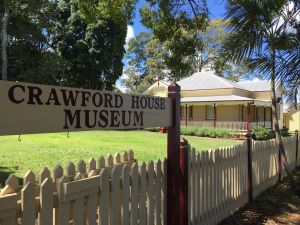 Crawford House Alstonville - Accommodation Melbourne