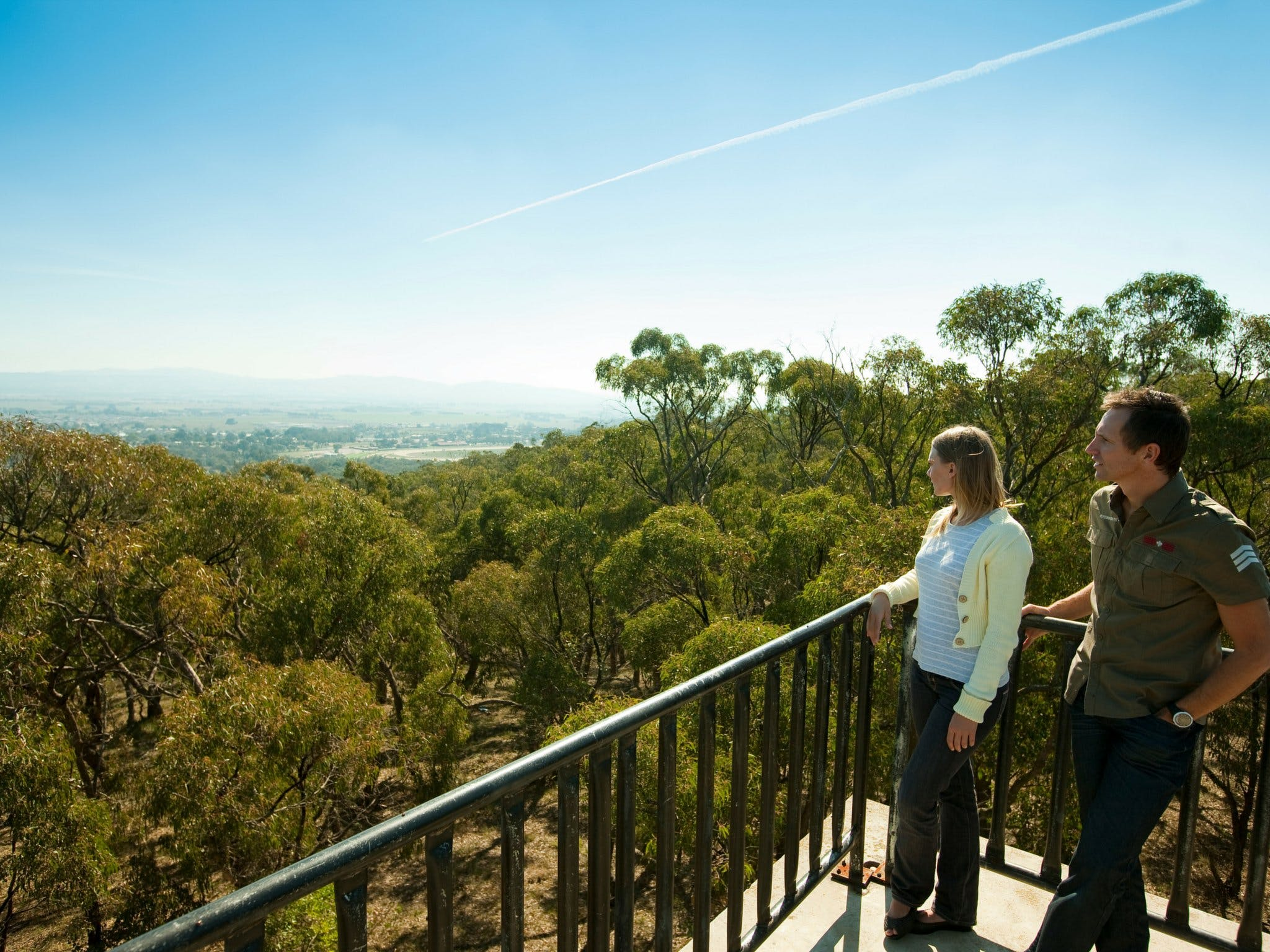 Monument Hill Reserve - Accommodation Melbourne