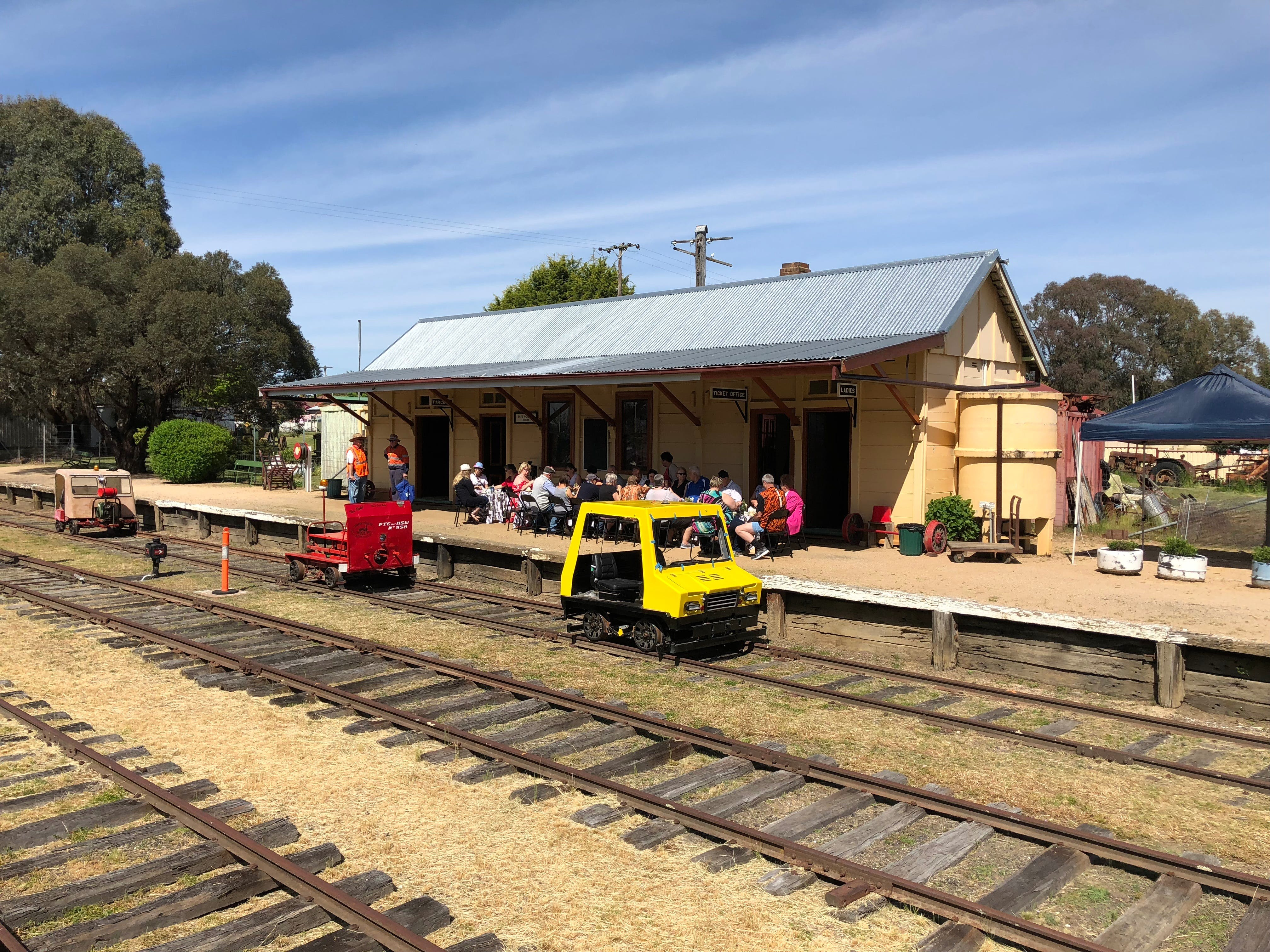 Oberon Tarana Heritage Railway - Accommodation Melbourne