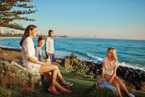 Oceanview Walk Burleigh Head National Park - Accommodation Melbourne