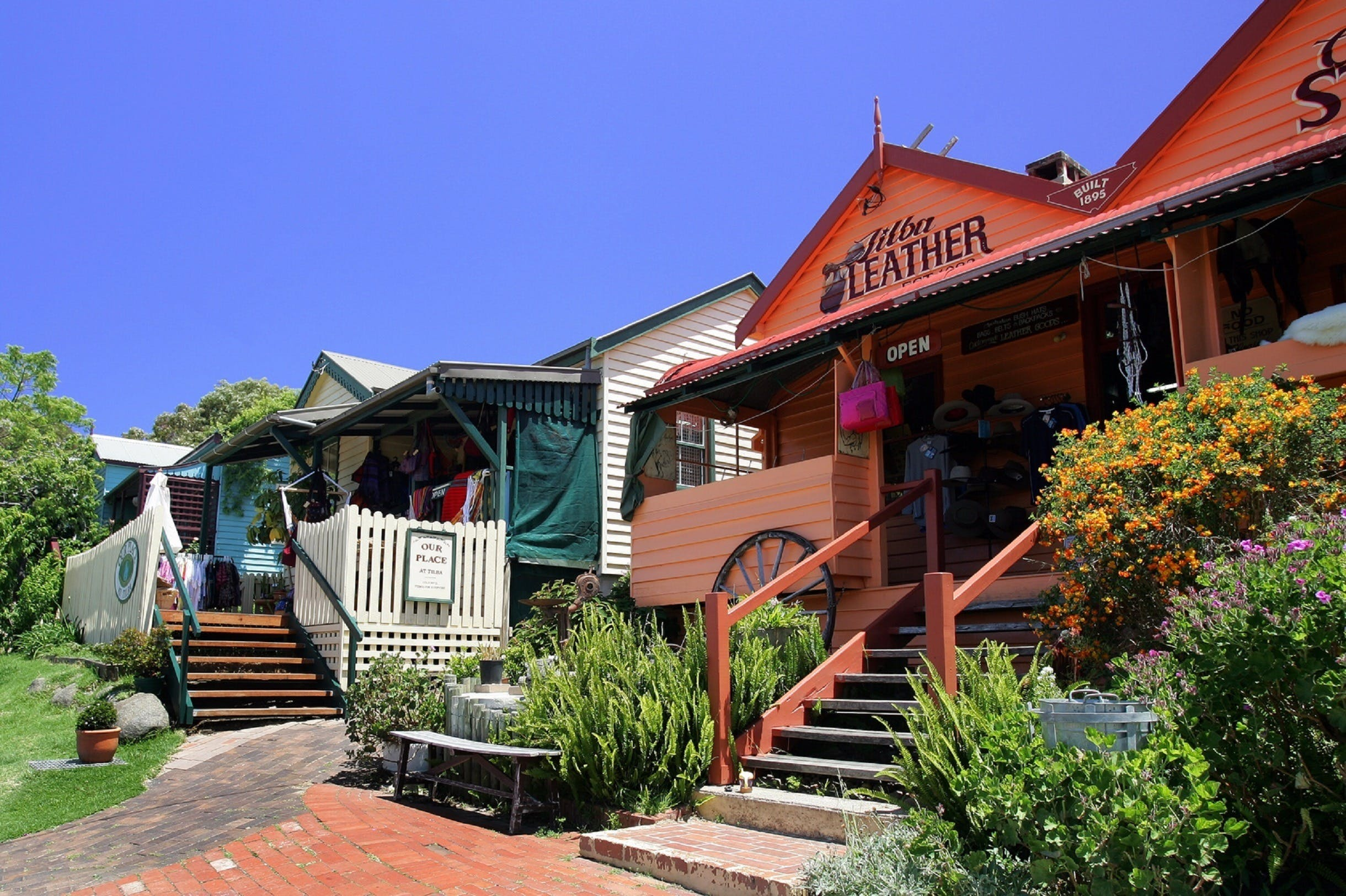 The Tilba District Heritage Areas - Accommodation Melbourne