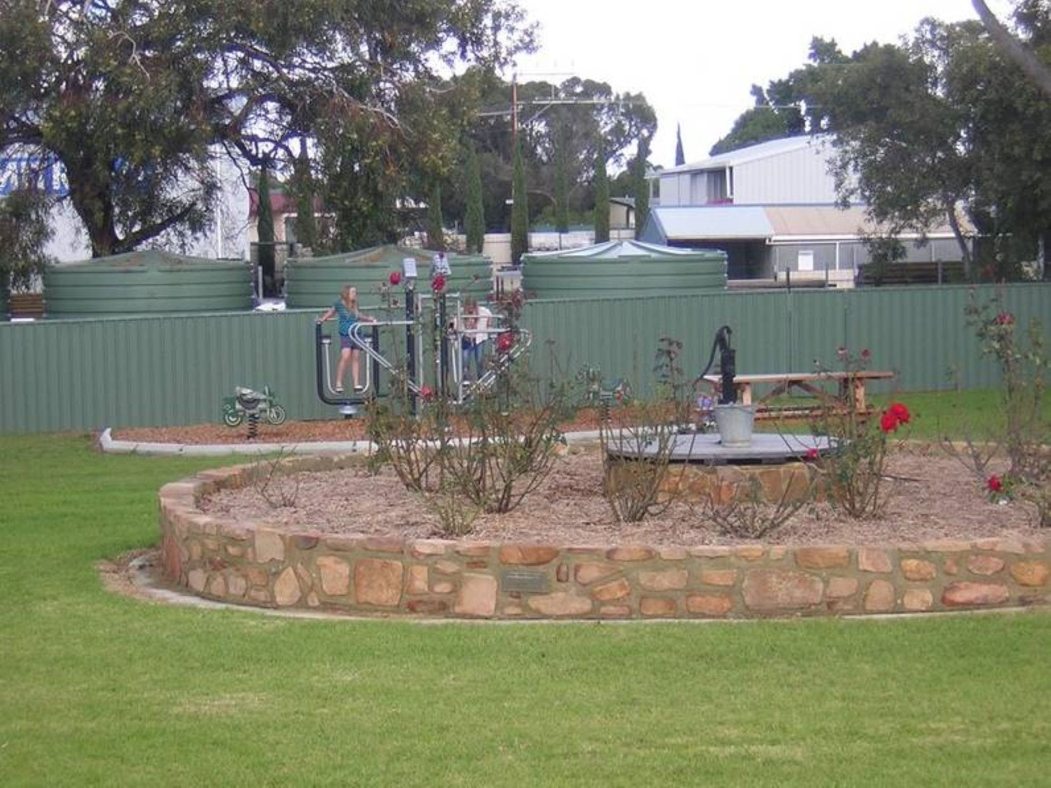 Wright Park Playground - Accommodation Melbourne