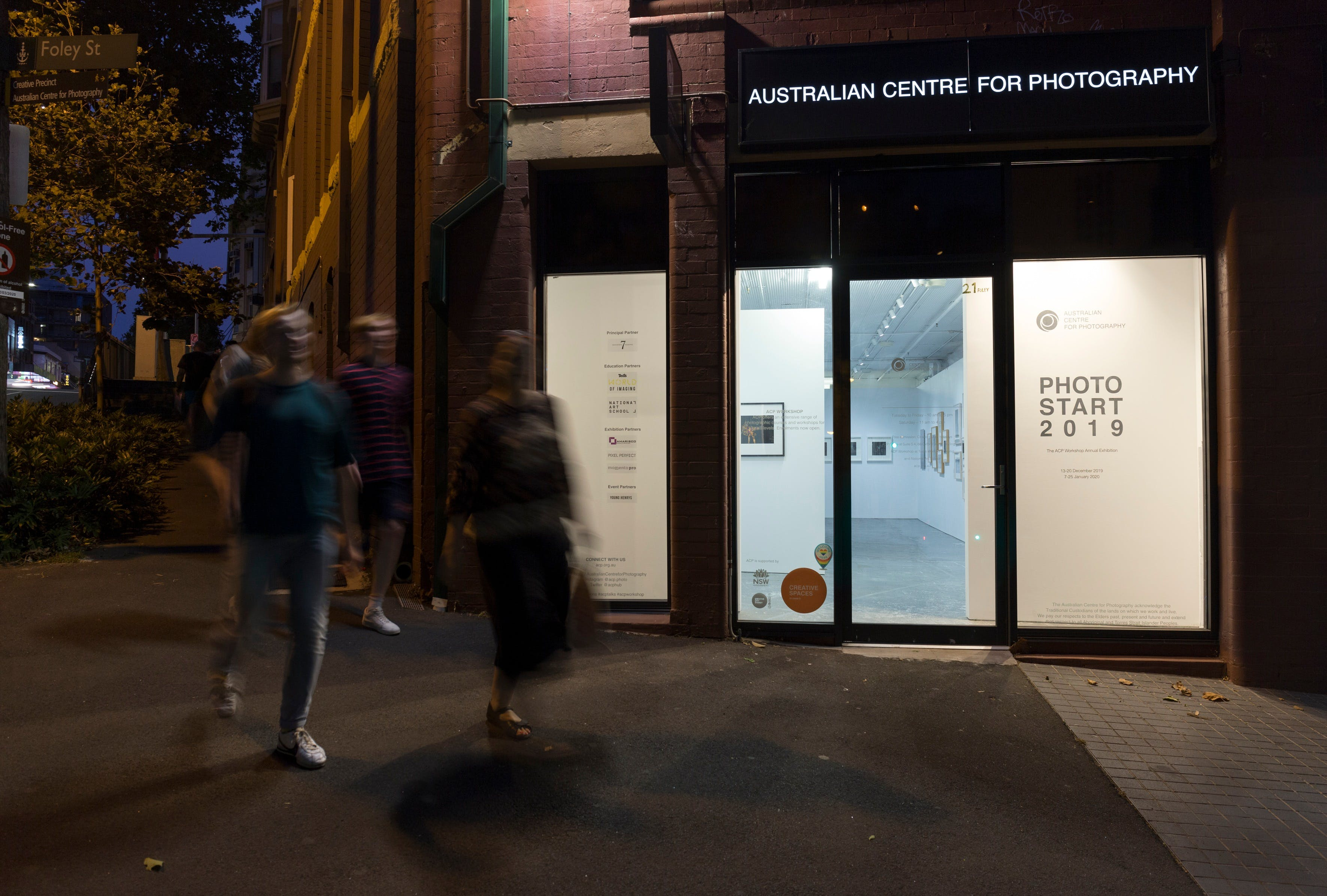 Australian Centre for Photography - Accommodation Melbourne