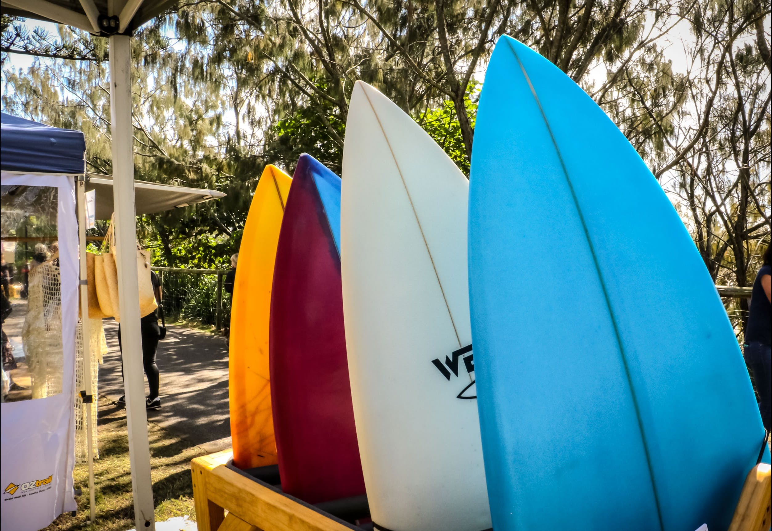 Burleigh Art and Craft Markets - Accommodation Melbourne