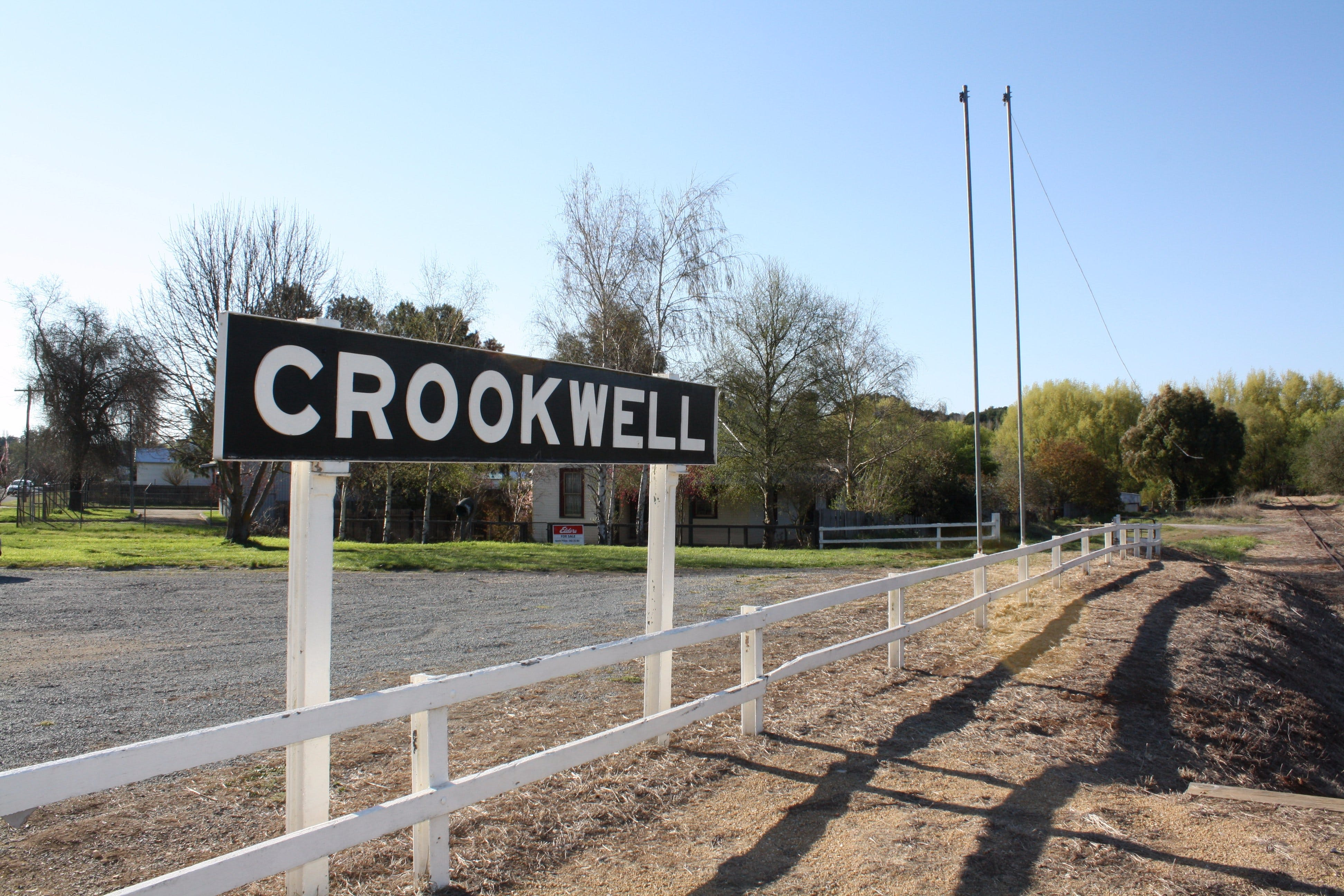 Crookwell Railway Station - Accommodation Melbourne