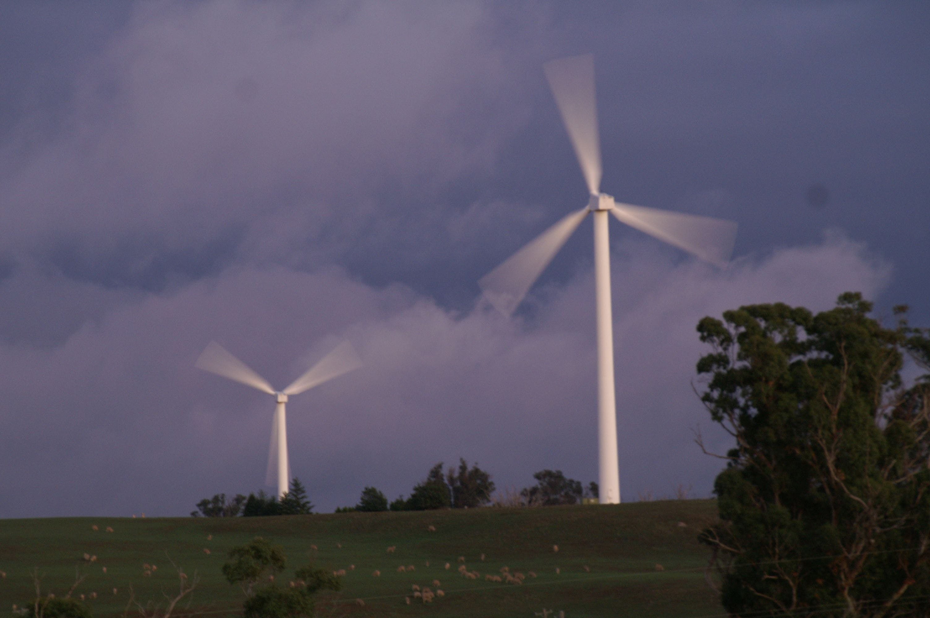Crookwell Wind Farm - Accommodation Melbourne