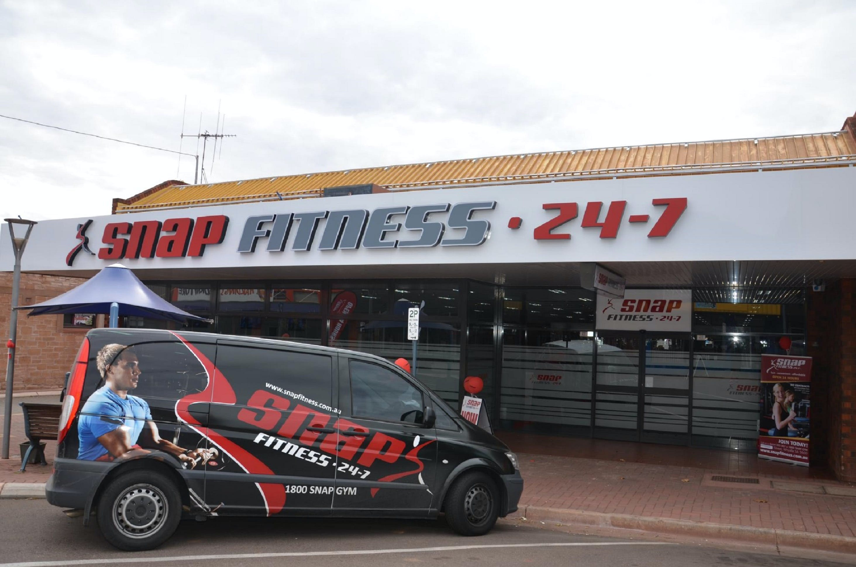 Snap Fitness Whyalla 24/7 gym - Accommodation Melbourne