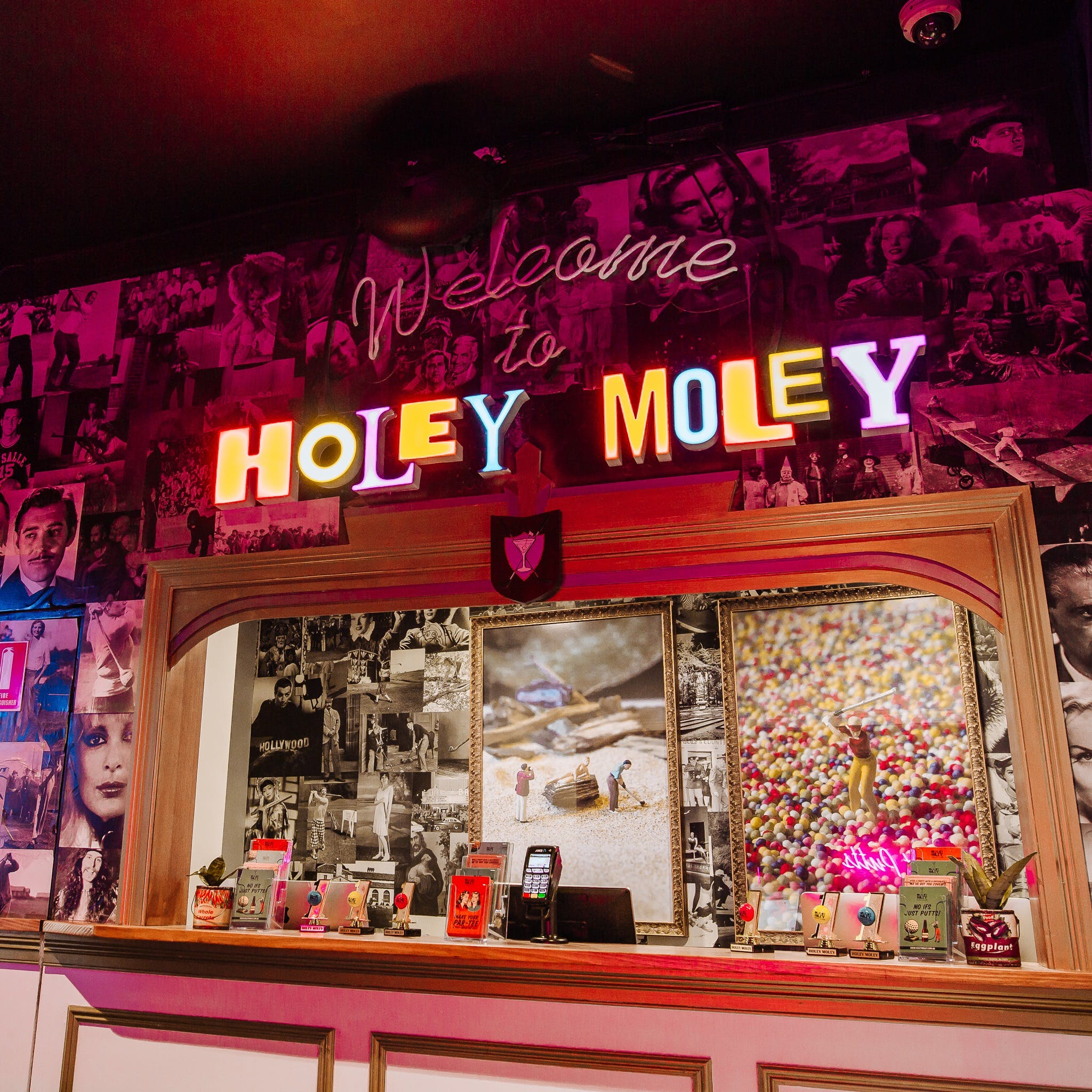 Holey Moley Charlestown - Accommodation Melbourne