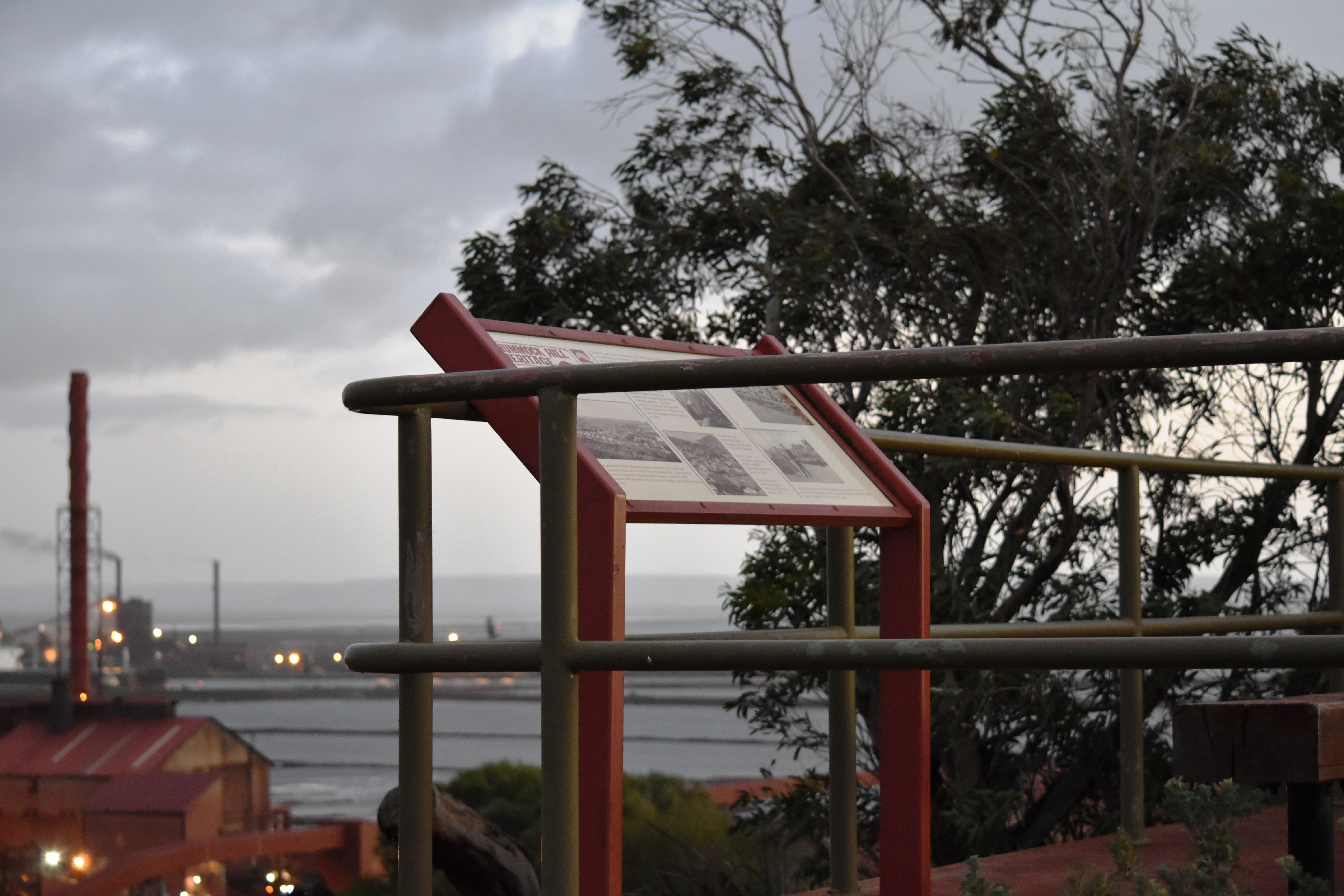 Hummock Hill Lookout - Accommodation Melbourne