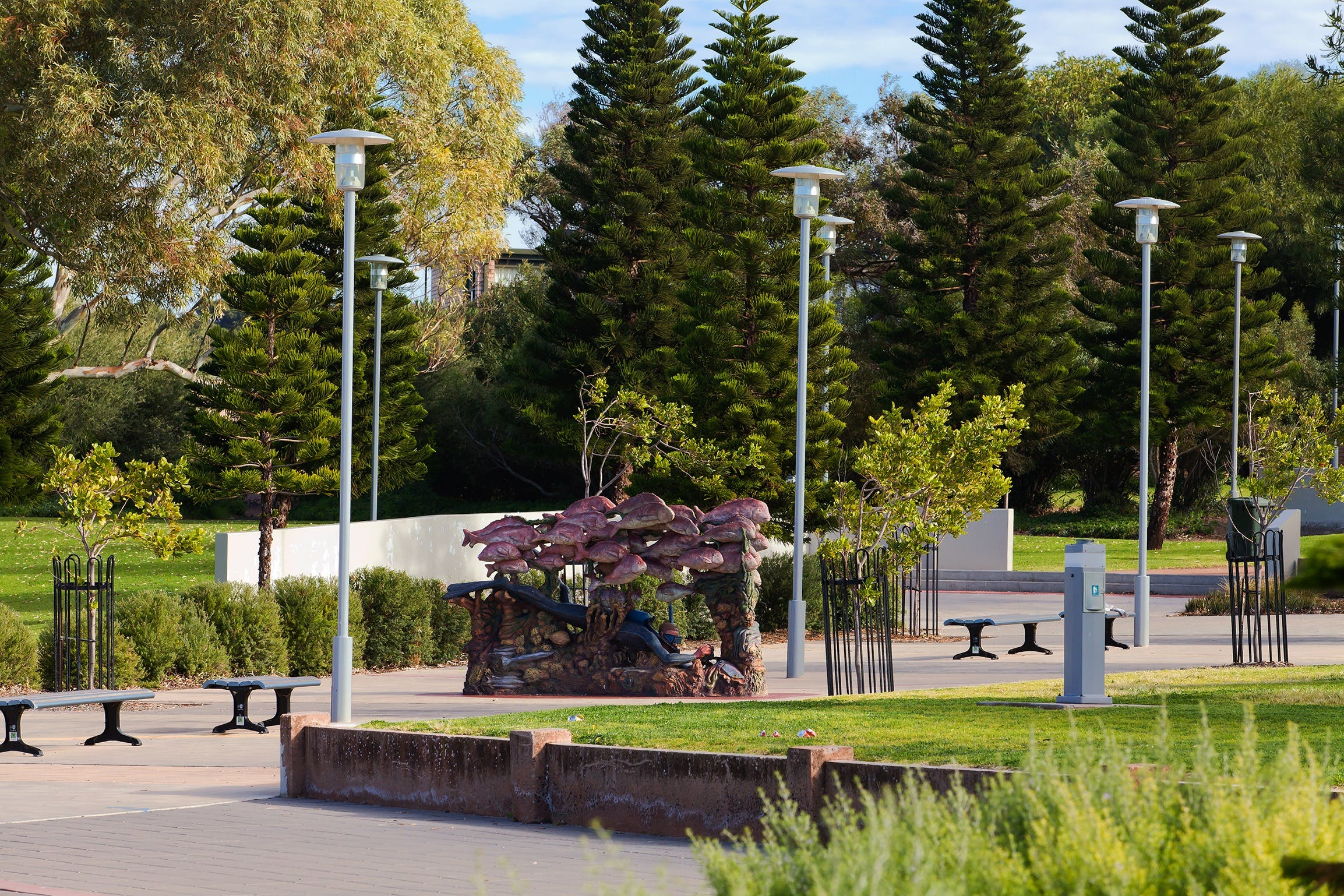 Whyalla Foreshore and Marina - Accommodation Melbourne