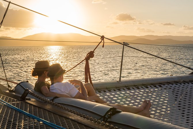 Sunset Sail In The Whitsundays - Accommodation Melbourne