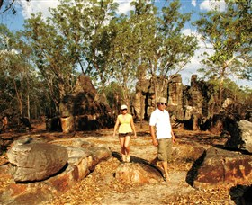 The Lost City - Litchfield National Park - Accommodation Melbourne