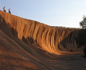 Wave Rock - Accommodation Melbourne