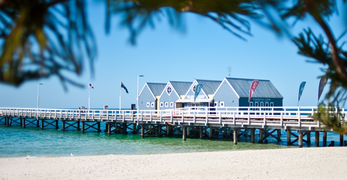 Busselton Jetty  Underwater Observatory Tour - Accommodation Melbourne