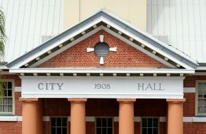 Maryborough City Hall - Accommodation Melbourne