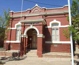 Grenfell Historical Museum - Accommodation Melbourne