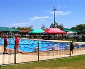 Charleville Swimming Pool - Accommodation Melbourne