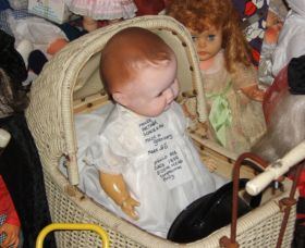 Little Darlings Doll Museum and Coffee Shop - Accommodation Melbourne