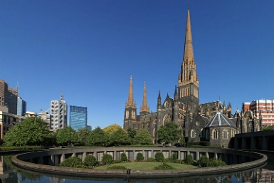 St Patrick's Cathedral - Accommodation Melbourne