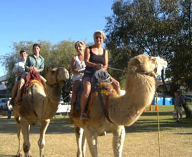 Calamunnda Camel Farm - Accommodation Melbourne