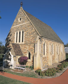 Uniting Church - York - Accommodation Melbourne
