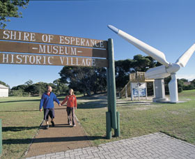 Esperance Municipal Museum - Accommodation Melbourne