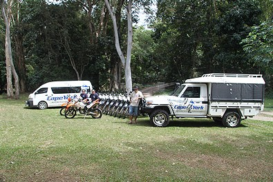 Cape York Motorcycle Adventures - Accommodation Melbourne