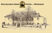 Macquarie Arms Hotel - Accommodation Melbourne