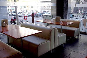 Legals Cafe and Bar - Accommodation Melbourne