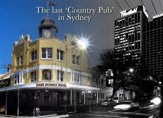 East Sydney Hotel - Accommodation Melbourne