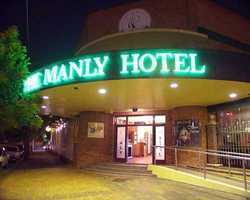 The Manly Hotel - Accommodation Melbourne