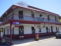 Lord Exmouth Hotel - Accommodation Melbourne