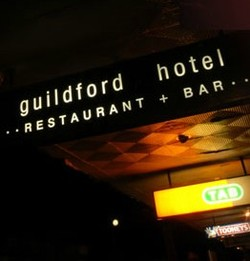 Guildford Hotel - Accommodation Melbourne